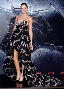 Gal Gadot at the Mexico film premiere of Batman v Superman: Dawn of Justice held at the National Auditorium, Miguel Hidalgo, Mexico City on March 19, 2016.