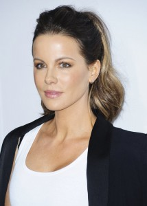 Kate Beckinsale attends The Brothers' Grimsby premiere in Los Angeles held at Regecncy Village Theatre, Westwood, California.