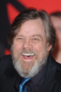 Mark Hamill attends the European film premiere of Batman v Superman: Dawn of Justice held at Empire and Odeon cinemas, Leicester Square, London, England, UK on March 22, 2016. (Red Carpet Arrivals)