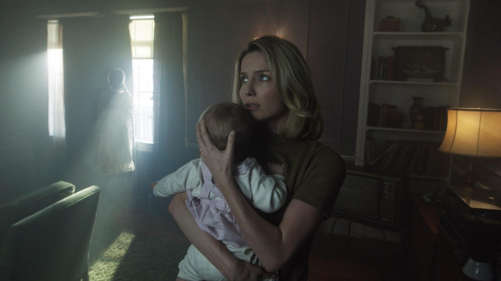 Annabelle stills from movies based on a true story