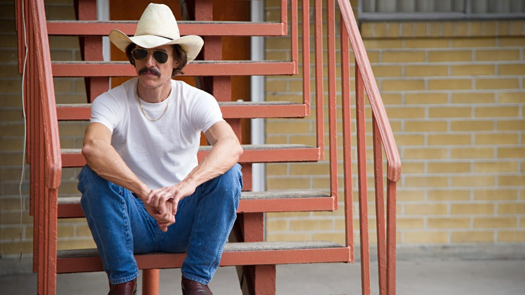 Dallas Buyers Club stills from movies based on a true story