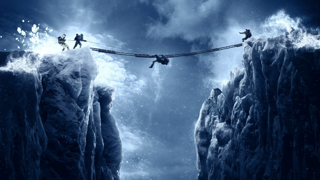 Everest stills from movies based on a true story