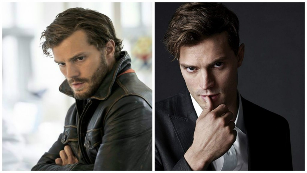 Jamie Dornan in Once Upon A Time and Fifty Shades of Grey