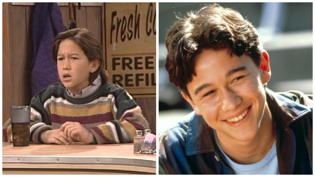 Joseph Gordon-Levitt in Roseanne and 10 Things I Hate About You