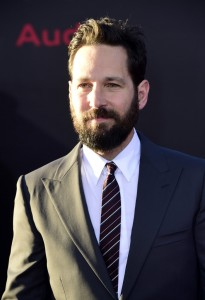 Paul Rudd at the world premiere of Captain America: Civil War held at the Dolby Theatre, Hollywood Blvd, CA on April 12, 2016.