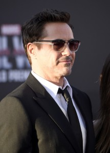 Robert Downey Jr. at the world premiere of Captain America: Civil War held at the Dolby Theatre, Hollywood Blvd, CA on April 12, 2016.