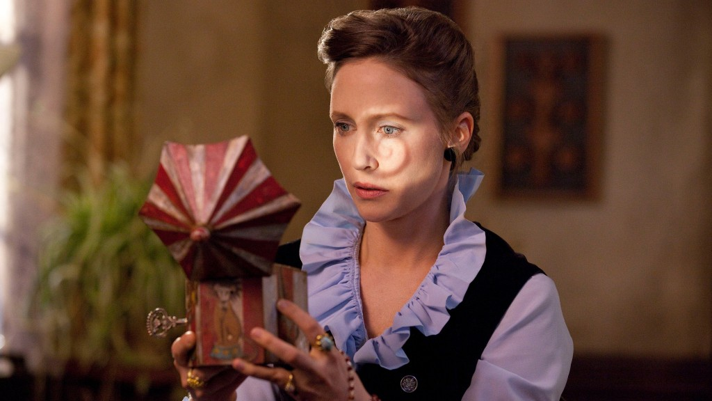The Conjuring stills from movies based on a true story