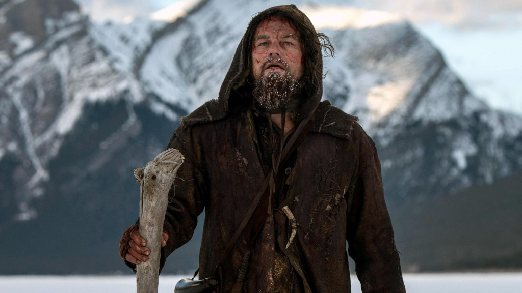 The Revenant stills from movies based on a true story
