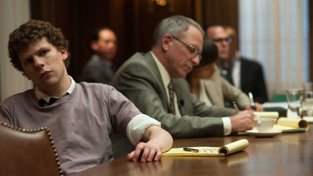 The Social Network stills from movies based on a true story
