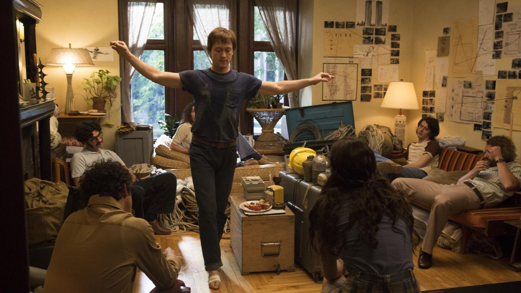 The Walk stills from movies based on a true story