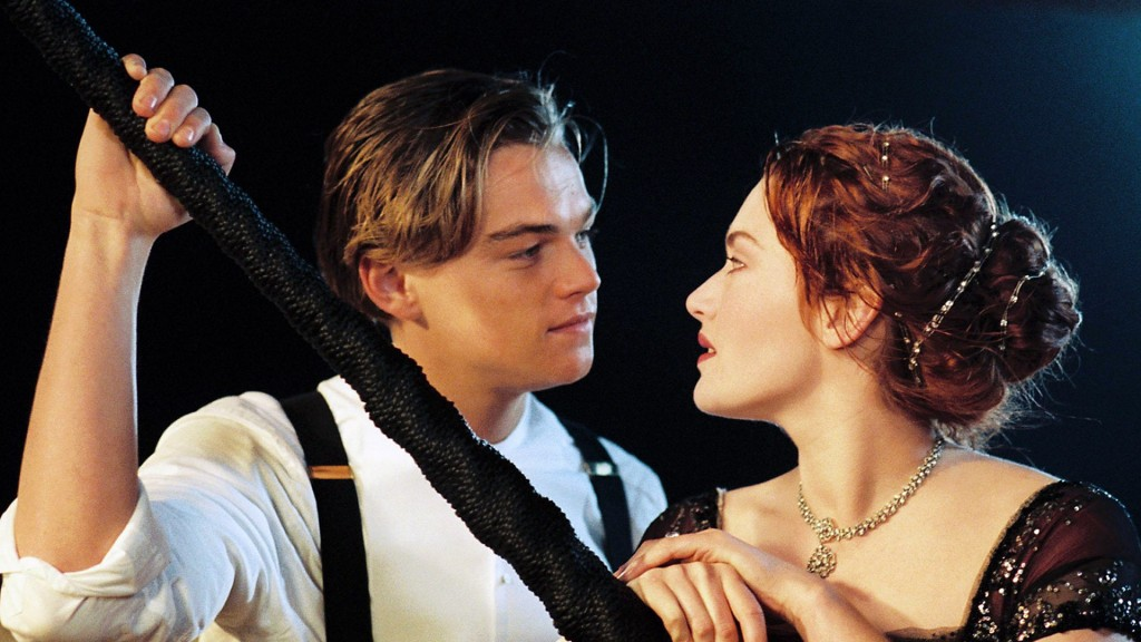 Titanic stills from movies based on a true story