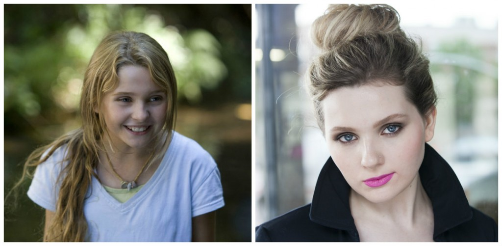 Abigail Breslin Young - Child Stars Then and Now