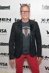 Alan Hunter at the New York screening of X-Men: Apocalypse held at Entertainment Weekly on Tuesday May 24, 2016.