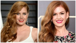 Amy Adams and Isla Fisher Celebrity Look A Likes