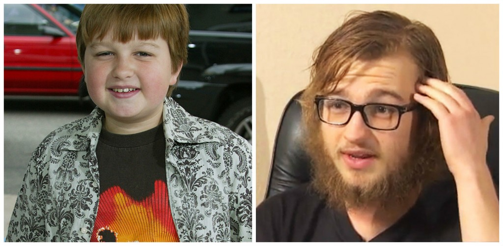 Angus T. Jones Young - Child Stars Then and Now
