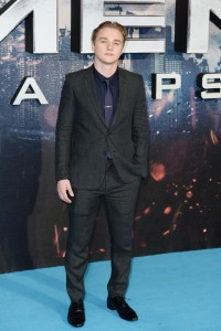 Ben Hardy at the X-Men: Apocalypse Global Fan Screening held at BFI IMAX, Southbank, Waterloo, London on Monday 9th May 2016.