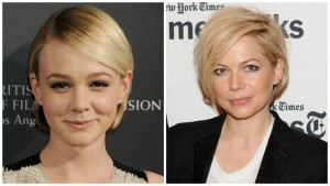 Carey Mulligan and Michelle Williams Celebrity Look A Likes