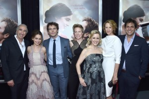 Cast and Crew of Me Before You at the world premiere on Monday 23 May, 2016 at AMC Leows Lincoln Square, NYC.