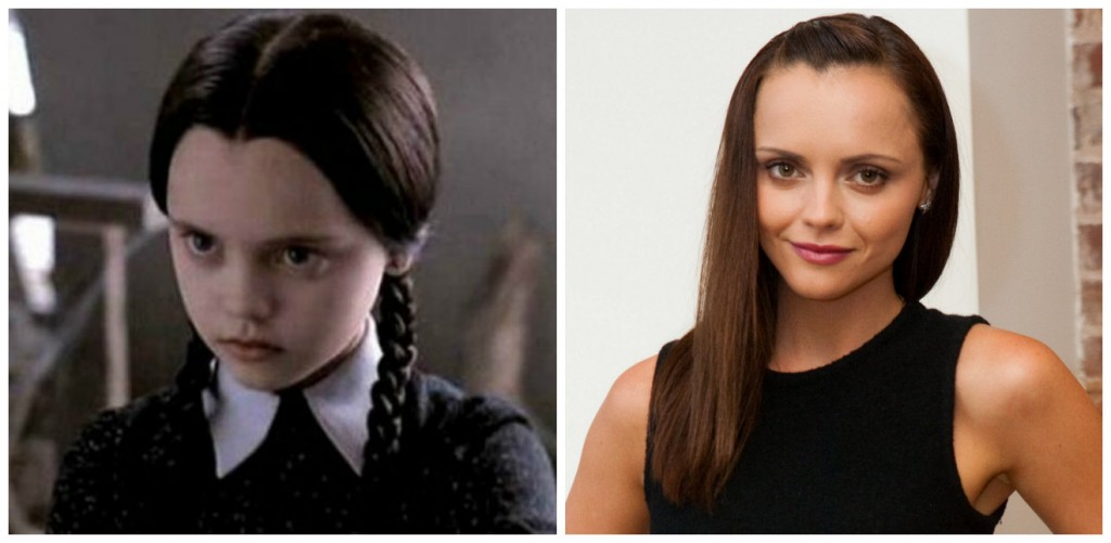 Christina Ricci Young - Child Stars Then and Now