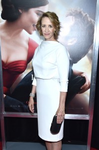 Janet McTeer at the New York premiere of Me Before You on Monday May 23, 2016 at AMC Leows Lincoln Square, New York City.