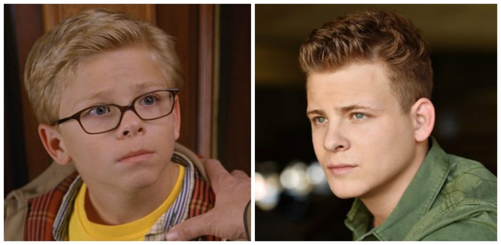 Jonathan Lipnicki Young - Child Stars Then and Now