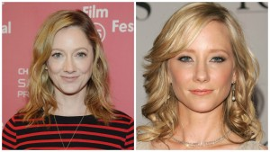 Judy Greer and Anne Heeche Celebrity Look A Likes