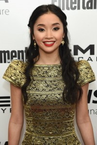 Lana Condor at the New York screening of X-Men: Apocalypse held at Entertainment Weekly on Tuesday May 24, 2016.