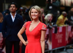 Lily Travers at the European premiere of Me Before You held at The Curzon Mayfair, London on Wedneday 25th May 2016.
