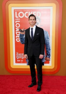 Matt Bomer at The Nice Guys premiere held at TCL Chinese Theatre, Hollywood Blvd, Los Angeles, CA on Tuesday 10th May 2016