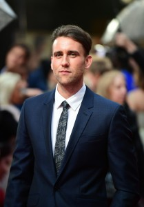 Matthew Lewis at the European premiere of Me Before You held at The Curzon Mayfair, London on Wedneday 25th May 2016.