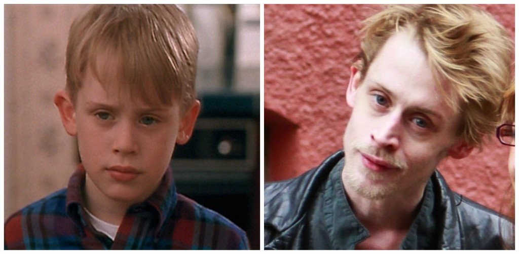 McCaulay Culkin Young - Child Stars Then and Now