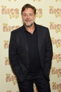 Russell Crowe at The Nice Guys New York screening held at Metrograph theatre in New York City on Thursday 12th May 2016