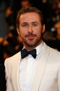 Ryan Gosling at The Nice Guys premiere during the 69th Annual Cannes Film Festival held at Palais des Festivals on Sunday 15th May 2016
