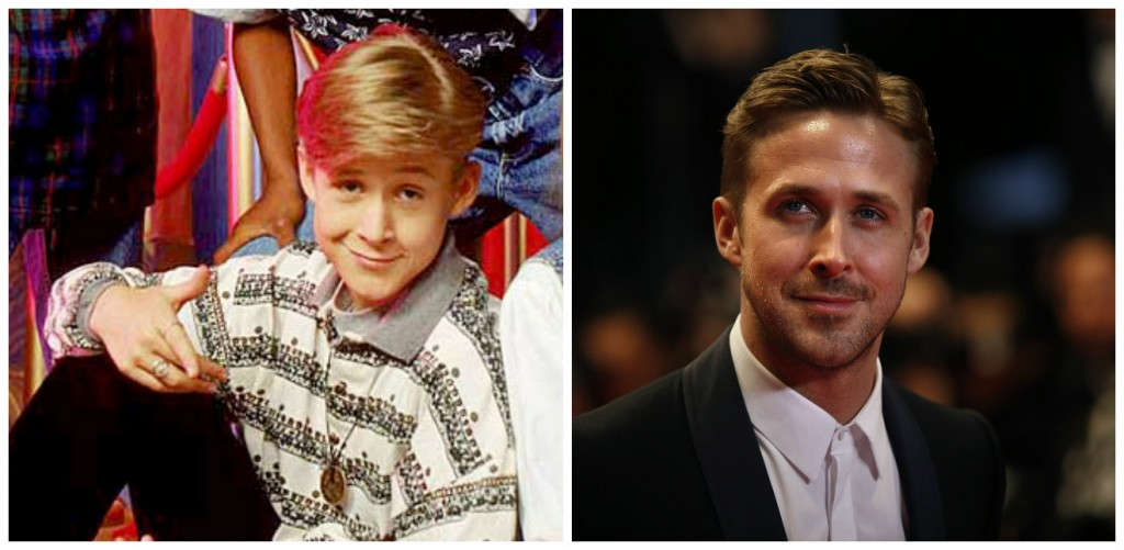 Ryan Gosling Young - Child Stars Then and Now