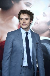 Sam Claflin at the New York premiere of Me Before You on Monday May 23, 2016 at AMC Leows Lincoln Square, New York City.