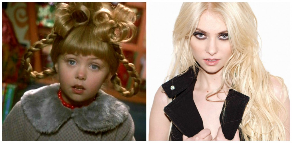 Taylor Momsen Young - Child Stars Then and Now