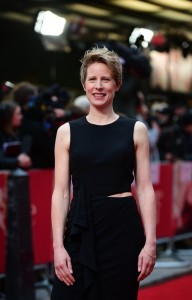 Thea Sharrock at the European premiere of Me Before You held at The Curzon Mayfair, London on Wedneday 25th May 2016.