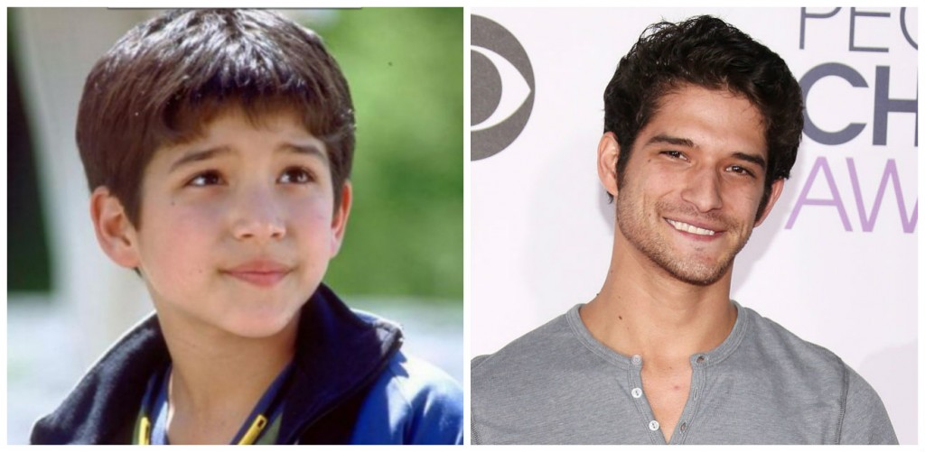 Tyler Posey Young - Child Stars Then and Now