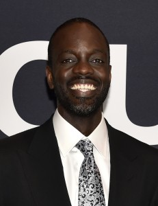Ato Essandoh at the Las Vegas premiere of Jason Bourne.