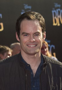 Bill Hader at the Los Angeles premiere of The BFG held at the El Capitan Theatre, Hollywood Blvd on Tuesday 21st June 2016.