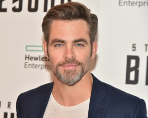 Chris Pine at the New York Premiere of Star Trek: Beyond held at Crosby Street Hotel, NYC on July 18, 2016.