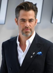 Chris Pine at the U.K. Film Premiere of Star Trek: Beyond held at Empire Cinema, Leicester Square, London of July 12, 2016.