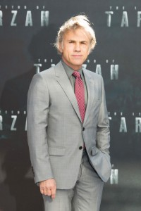 Christoph Waltz at the European premiere of The Legend of Tarzan held at Odeon, Leicester Square, London on July 5, 2016.