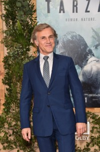 Christoph Waltz at the Los Angeles premiere of The Legend of Tarzan held at TCL Chinese Theatre, Hollywood Blvd on June 27, 2016.