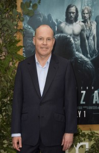 David Yates at the Los Angeles premiere of The Legend of Tarzan held at TCL Chinese Theatre, Hollywood Blvd on June 27, 2016.