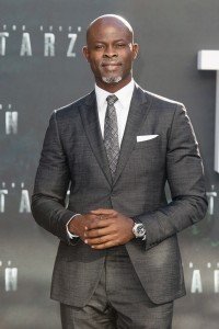 Djimon Hounsou at the European premiere of The Legend of Tarzan held at Odeon, Leicester Square, London on July 5, 2016.