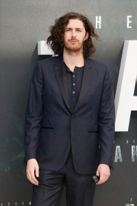 Hozier at the European premiere of The Legend of Tarzan held at Odeon, Leicester Square, London on July 5, 2016.