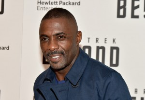 Idris Elba at the New York Premiere of Star Trek: Beyond held at Crosby Street Hotel, NYC on July 18, 2016.
