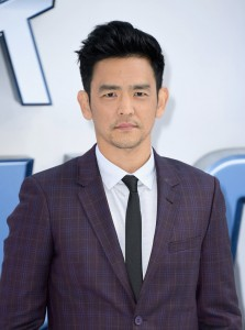 John Cho at the U.K. Film Premiere of Star Trek: Beyond held at Empire Cinema, Leicester Square, London of July 12, 2016.