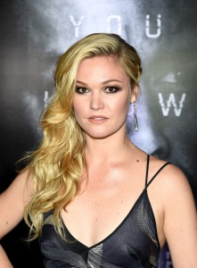 Julia Stiles at the Las Vegas premiere of Jason Bourne.